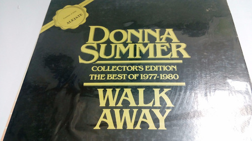 lp donna summer collectors edition