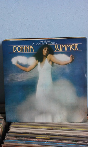 lp donna summer could it be magic a love trilogy 1976