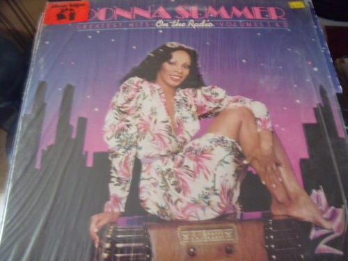 lp donna summer, on the radio