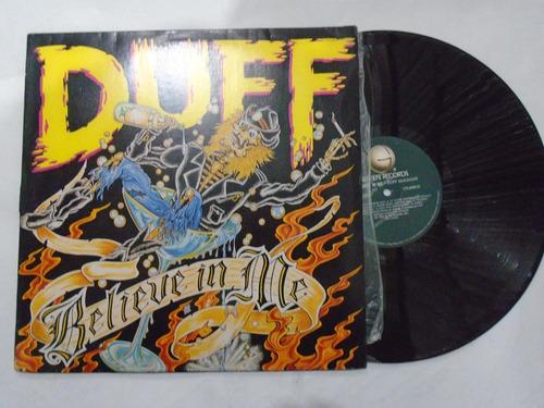 lp - duff mckagan / believe in me / geffen / 1993