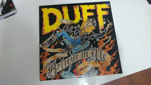 lp duff mckagan guns n roses - believe in me 1993
