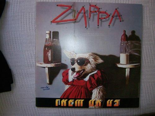 **lp duplo-frank zappa **them or us**