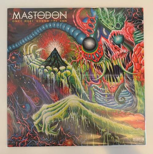 lp duplo mastodon one more round the sun (2014) 1ª edição!!!