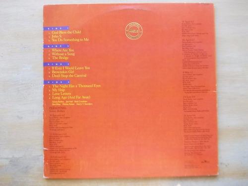 lp duplo sonny rollins the quartets featuring jim hall 1986