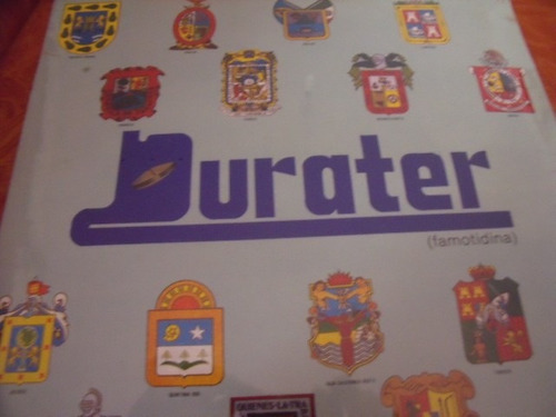 lp durater, varios,