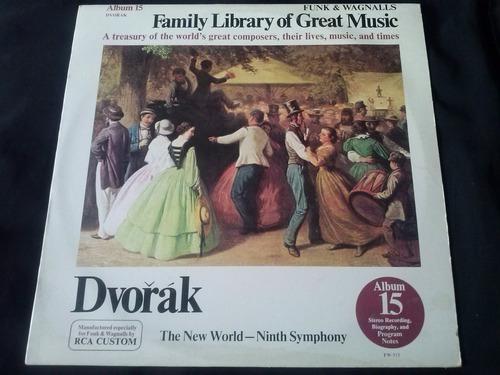 lp dvorak the new wolrd ninth symphony