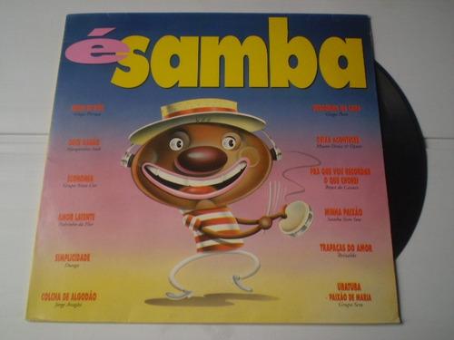 lp é samba ano 1994