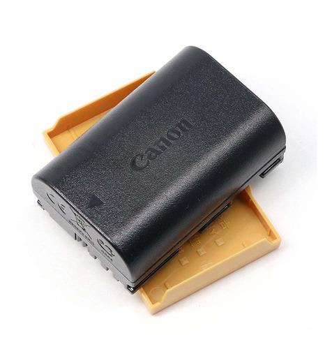 lp e6n lpe6n e6 batería para canon eos 5d mark iv, eos ...