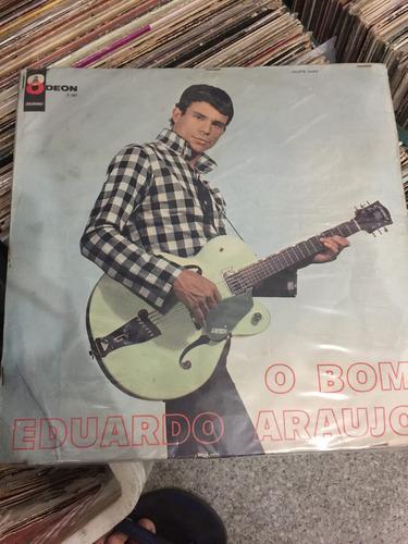 lp eduardo araújo - o bom  1967