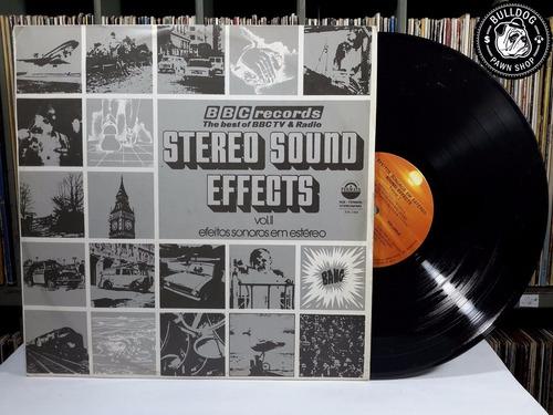 lp efeitos sonoros vol 2 stereo sound efects -veja video- dj