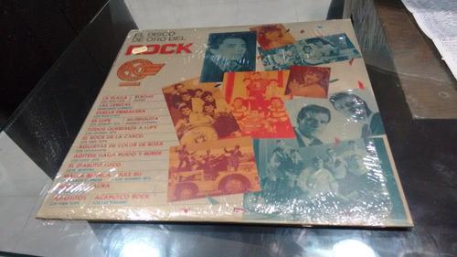 lp el disco de oro del rock en formato acetato,long play