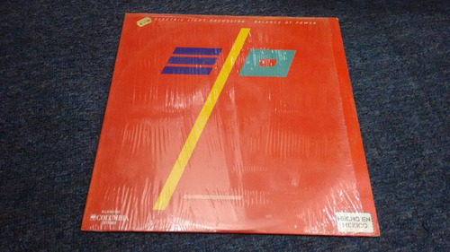 lp electric light orchestra balance of power ,long play