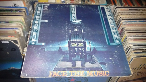 lp electric light orchestra face the music acetato,long play
