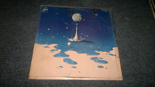 lp electric light orchestra time,acetato,long play