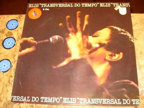 lp elis regina - transversal do tempo (1978)