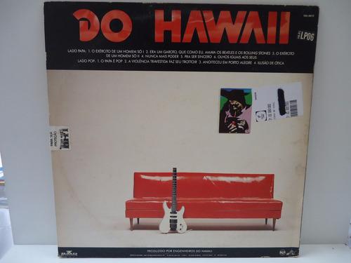 lp engº do hawaii- o papa é pop- rca-1990- by trekus vintage