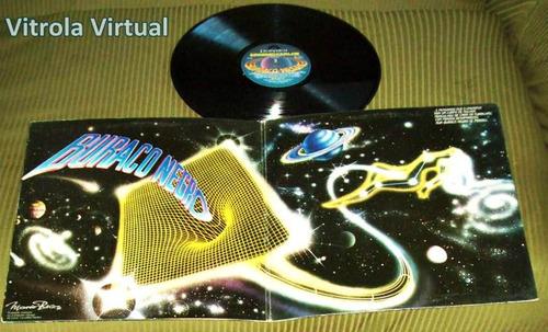 lp erasmo carlos buraco negro polydor 1984 capa dupla