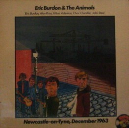 lp - eric burdon & the animals