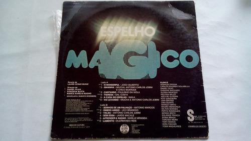 lp - espelho mágico - 1977