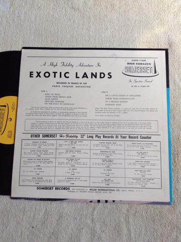 lp exotic lands
