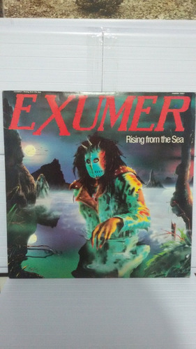 lp exumer rising from the sea
