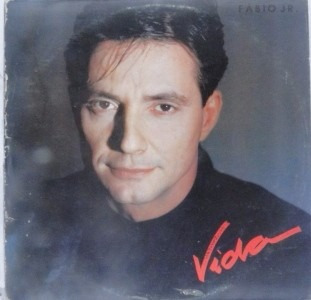 lp fábio jr. - vida  1988 -  f010