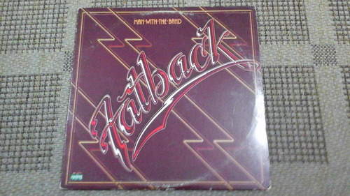 lp-fatback-man with the band-importado