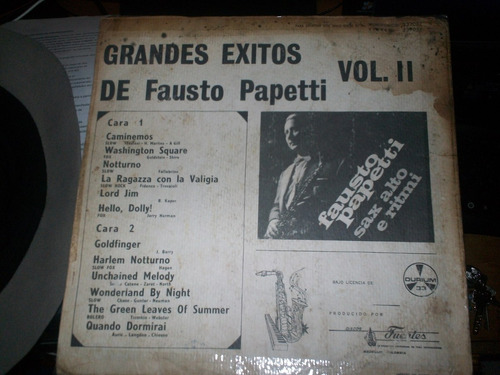 lp fausto papety