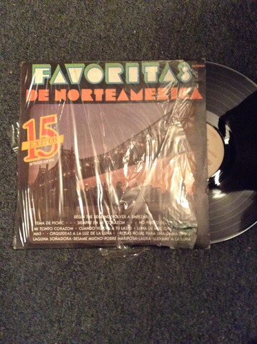 lp favoritas de norteamerica