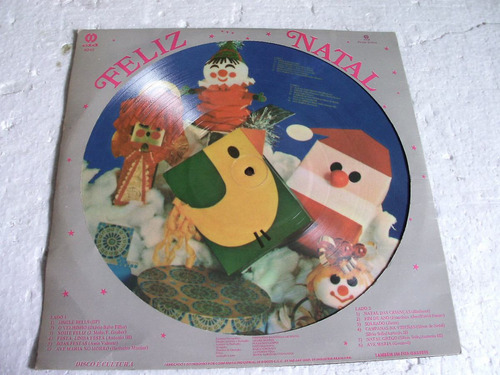 lp feliz natal disc picture