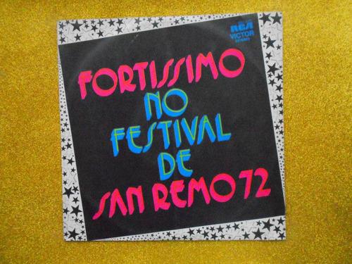 lp festival de san remo 1972