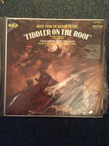 lp fiddler on the roof