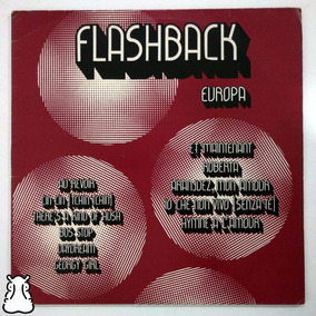 Lp Flashback Europa Disco Vinil Edith Piaf Hollies Seekers