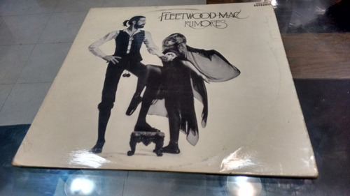 lp fleetwood mac rumores en formato acetato,long play