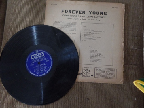 lp forever young victor young