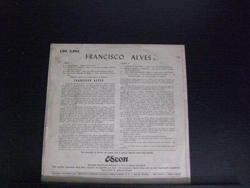 lp francisco alves - album da saudade