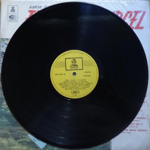 lp franck pourcel - amor, danza y violines - 1966 emi odeon