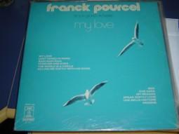 lp franck pourcel - my love - um de seus melhores trabalhos
