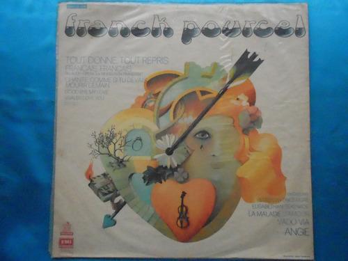 lp franck pourcel p/1974-amor danza y violines