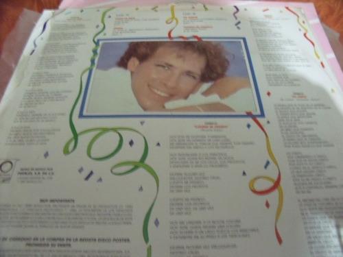 lp franco discoposter, incluye libreto,