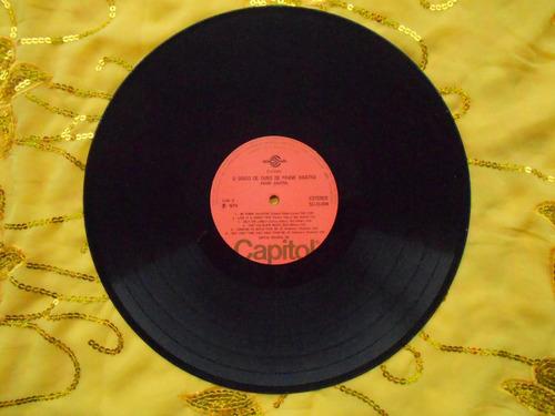 lp frank sinatra p/1974- disco de ouro