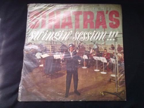 lp frank sinatra swingin session