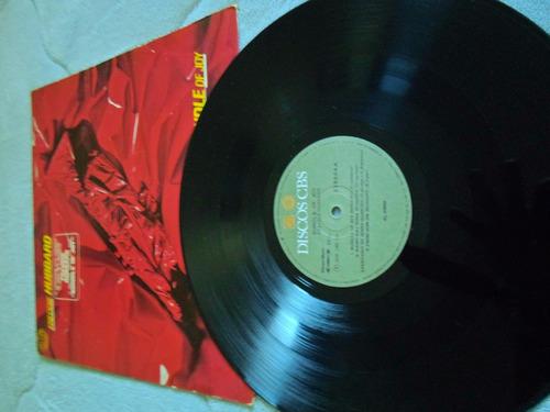 lp freddie hubbard / bundle of joy / ano 1978 / semi-novo