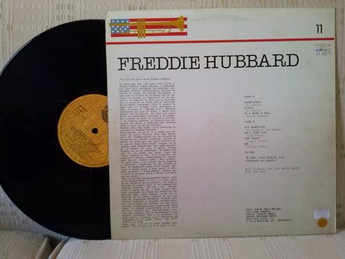 lp  freddie  hubbard    gettin'it together  (importado)