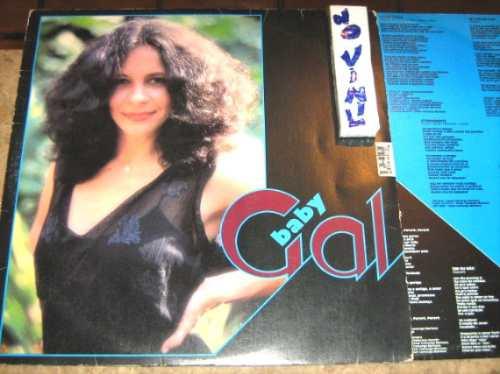 lp gal costa - baby gal (83) c/ roupa nova + encarte