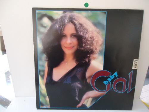 lp gal costa baby gal philips 1983 encarte by trekus vintage
