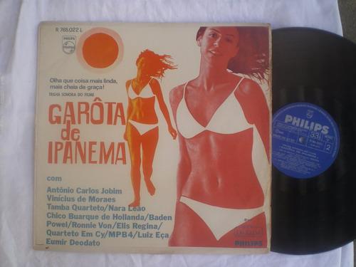 lp - garota de ipanema / philips / 1967