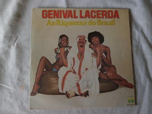 lp genival lacerda 1980 as riquezas do brasil vinil seminovo