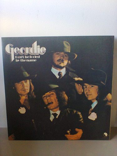 lp geordie don't be fooled by the name p/colecionador ac/dc