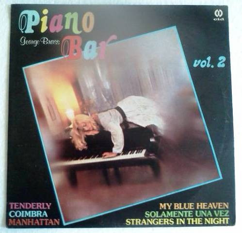 lp george brass piano bar vol 2 cid